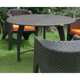Montebello Rattan Side Table