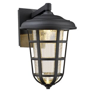 Find Triton 1-Light Outdoor Wall Lantern By Designers Fountain
