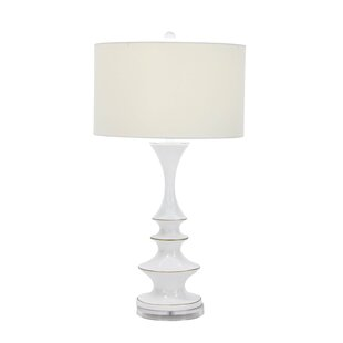 Buy clear Gerome 30 Table Lamp By Longshore Tides