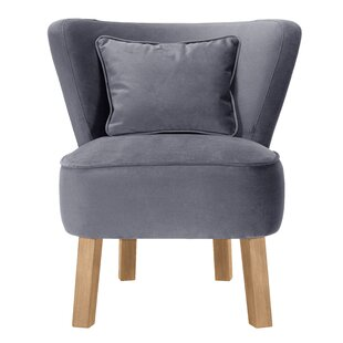 Mathabane Cocktail Chair By Ebern Designs