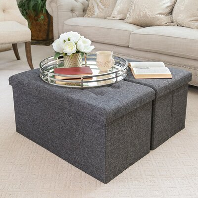Rectangle Storage Ottomans Amp Poufs You Ll Love In 2019