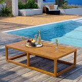 Ringler Premium Grade A Teak Coffee Table