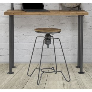 Height Adjustable Tre Stool By Williston Forge