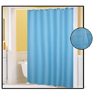Laurel Weave Single Shower Curtain