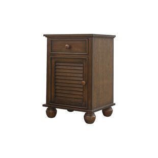 Jamarais 1 Drawer Nightstand
