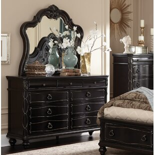 MacKinnon 9 Drawer Dresser by Astoria Grand Savings