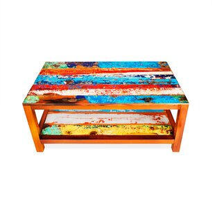 Windjammer Coffee Table by EcoChic Lifestyles