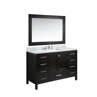 7 Inch Bathroom Vanity | Wayfair