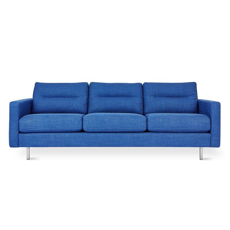 Gus Modern Logan 84 Square Arm Sofa