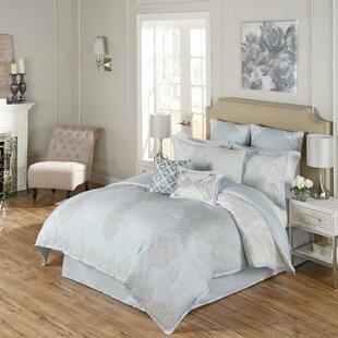 Arlee 4 Piece Reversible Comforter Set