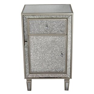Twyla 1 Drawer Accent Cabinet