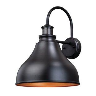 Lavardin Dualux Outdoor Barn Light With Motion Sensor