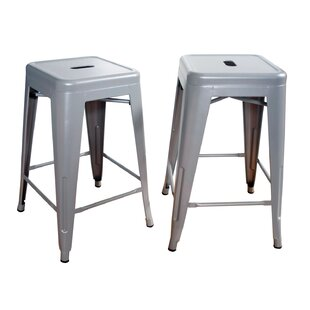 Herbst 16 Bar Stool (Set of 2) by Ebern Designs