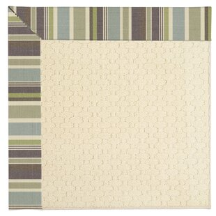 Lisle Blue Indoor/Outdoor Area Rug