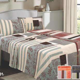 Callingwood 300 Thread Count 100% Cotton Sheet Set ByRed Barrel Studio