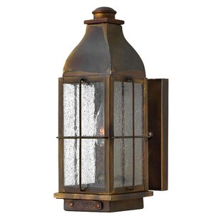 Bingham Outdoor Wall Lantern by Hinkley Lighting 2019 Coupon