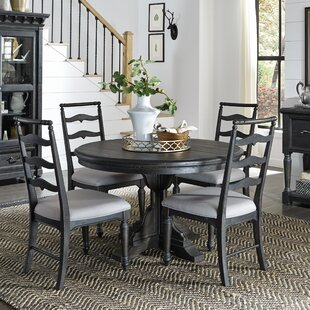 Alona 5 Piece Dining Set Gracie Oaks