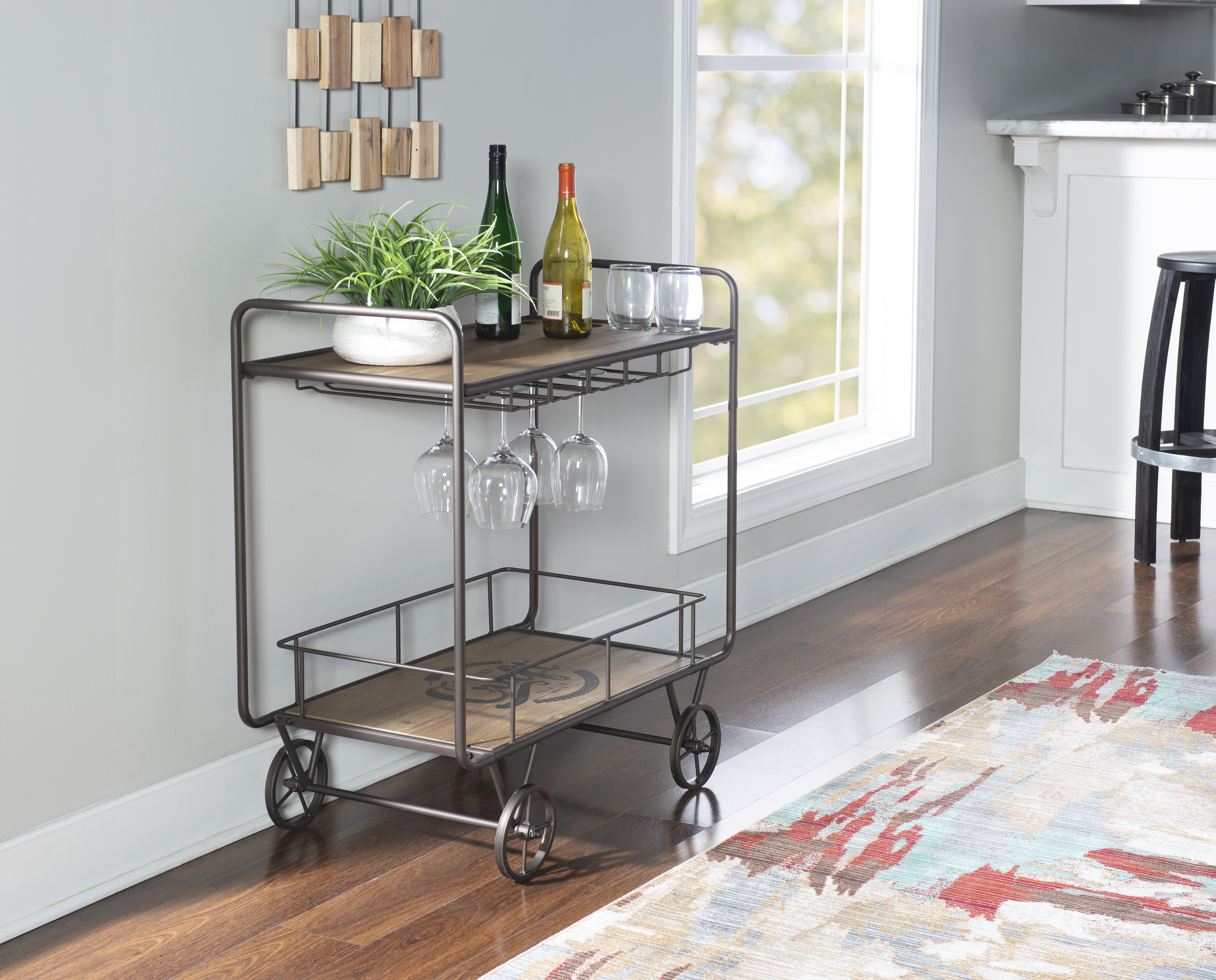 Picture of: Marino Bar Cart Reviews