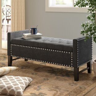 Alcott Hill Tess Storage Bench
