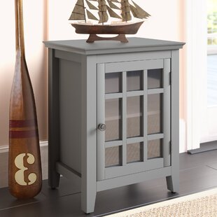 Tuftonboro 1 Door Accent Cabinet