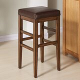 Plymouth 26 Bar Stool by Charlton Home®