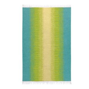 Daybreak Hand-Woven Lake Indoor/Outdoor Area Rug