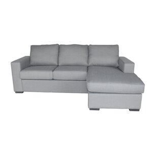 Osby Chaise Reversible Sectional  sc 1 st  AllModern : sofa with reversible chaise lounge - Sectionals, Sofas & Couches
