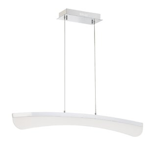 Latitude Run Anwar LED Pendant