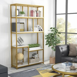 Drennan Geometric Bookcase..