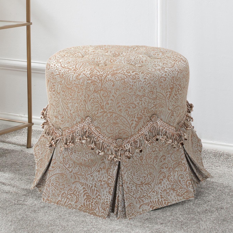 Phenomenal Hedgerley Round Vanity Stool Inzonedesignstudio Interior Chair Design Inzonedesignstudiocom
