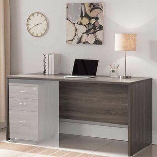 Feliz Solid Wood Desk by Orren Ellis Reviews