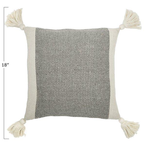 Gwyneth Square Throw Pillow Reviews Allmodern