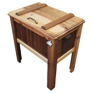 48 Qt. Western Cedar Cooler Chest Cooler