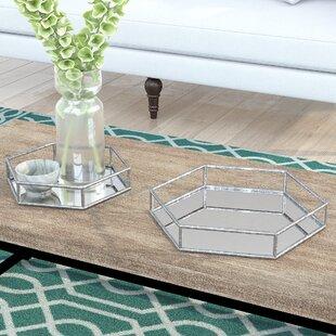 Merveilleux Decorative Trays Youu0027ll Love In 2019 | Wayfair