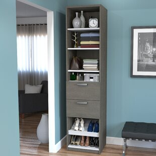 Shopping for Wilbur 19.5 W Closet System By Rebrilliant