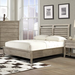Trawalla Panel Bed by Union Rustic Top Reviews