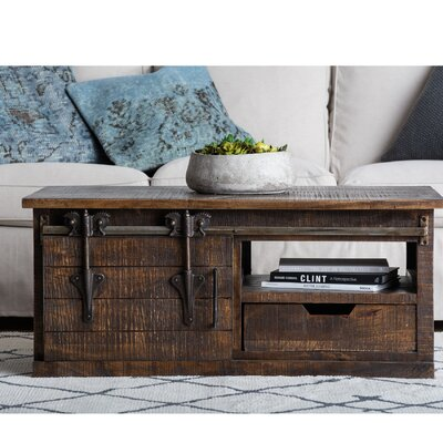 17 Stories Adelina Coffee Table with Storage