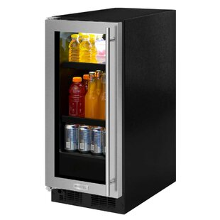 15-inch 2.3 cu. ft. Undercounter Beverage Center
