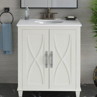 Wayfair 30 Inch White Bathroom Vanities You Ll Love In 2021