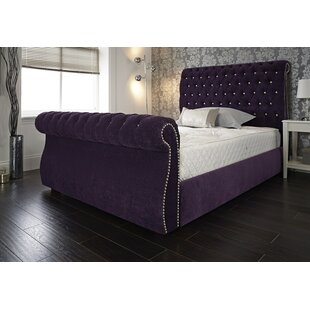Jarod Upholstered Bed Frame By Willa Arlo Interiors