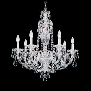 Sterling 7-Light Candle-Style Chandelier