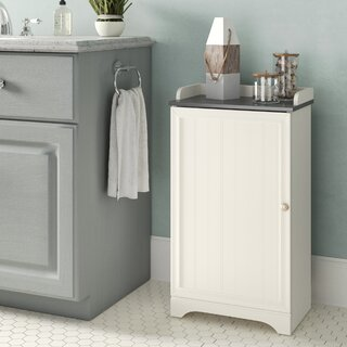 """Rosedale 17.64"""" W x 31.20"""" H Cabinet by Beachcrest Home SKU:DB574847 Guide"""