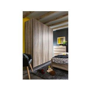 Nicholson 3 Door Wardrobe By Natur Pur