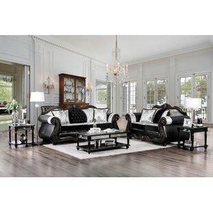 Astoria Grand Rieves 2 Piece Living Room ..