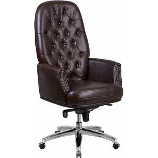 Hickox Tufted Executive Chair