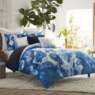 Mexico City Casa Azul 3 Piece Duvet Cover Set. By Blissliving Home