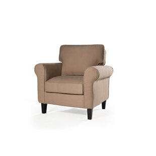 Looking for Dyer Armchair by Rosecliff Heights