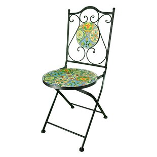 Fairford Mosaic Dining Chair by Fleur De Lis Living