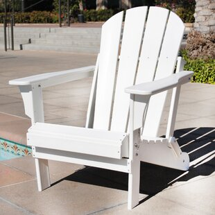 Alger Resin Folding Adirondack Chair