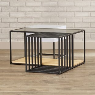 Cutlip Space 3 Piece Coffee Table Set